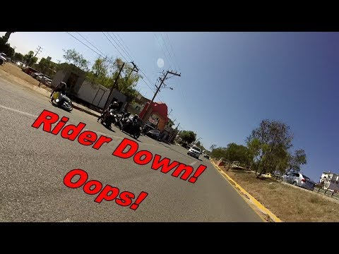 TSR Tijuana Stunt Ride Accident Lesson Learned