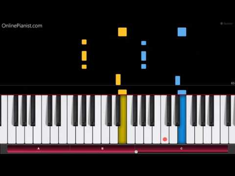 Kendrick Lamar - HUMBLE - Easy Piano Tutorial