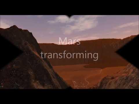Cryengine 2 - Martian Surface