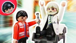 KARLCHEN KNACK #62 -  Professor Kabooms Unfall! - Playmobil Polizei Film