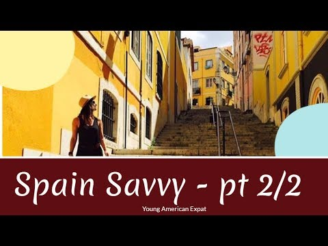 Spain Savvy's Sarah Gemba in Andalucia - part 2/2