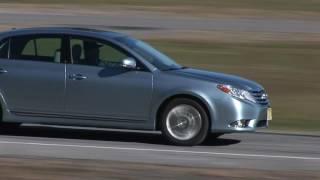 2011 Toyota Avalon Test Drive