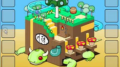 Solve grow games