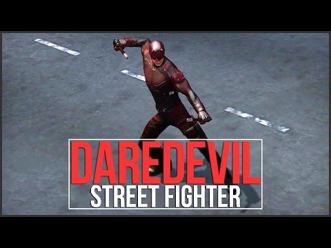 Marvel Heroes 2016 - Daredevil Street Fighter Build   Daredevil Cosmic Trial Gameplay