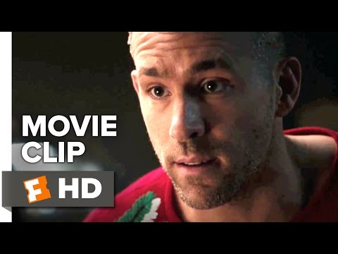 Deadpool Movie   Poppin' the Question 2016  Ryan Reynolds, Morena Baccarin Action Movie HD