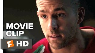 Deadpool Movie CLIP - Poppin' the Question (2016) - Ryan Reynolds, Morena Baccarin Action Movie HD