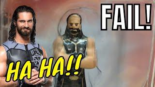 HILARIOUS WWE Toy Fails