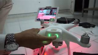 Sửa lỗi cáp phantom 4 err sensor camera fix