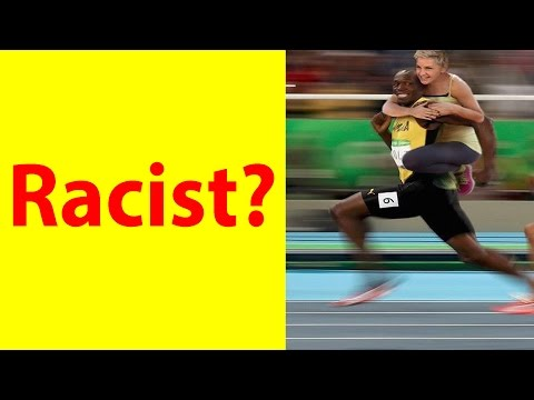 Do You Consider This Pic Racist? If So, You're The Problem!