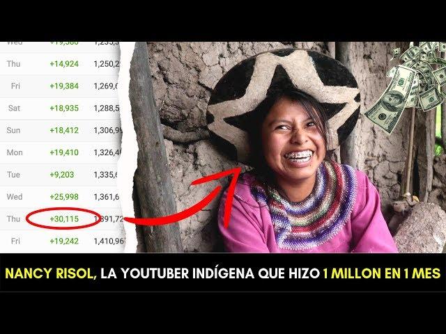 LA VERDAD DETRÁS DE NANCY RISOL Y COMO LOGRÓ GANAR MILLONES  DE SUSCRIPTORES