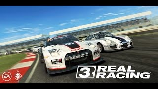 Обзор игры Real Racing 3 на Android