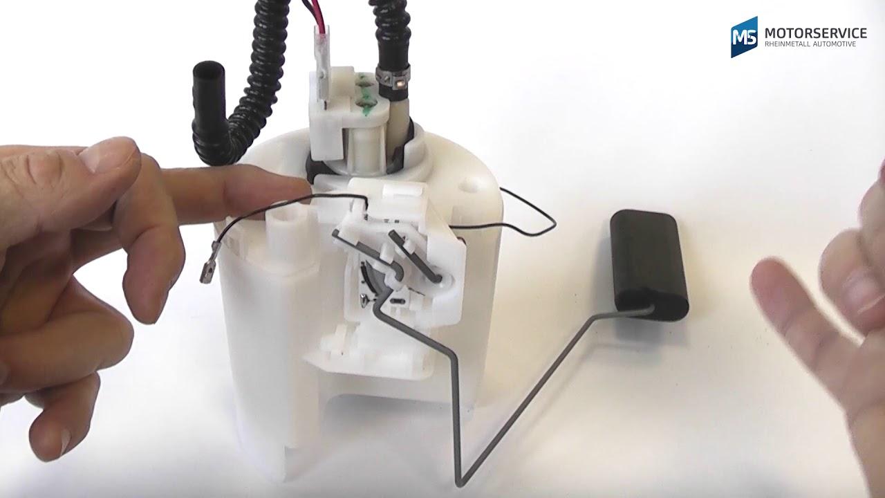 Connecteur pour pompe à carburant réservoir Renault Kit De Réparation sertir Réparation