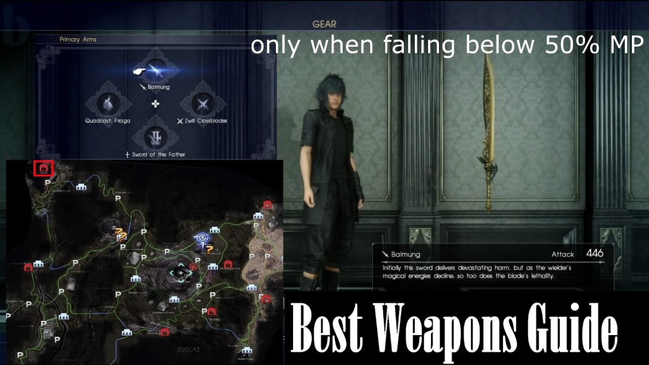 Final Fantasy 1 Ultima Weapon EpicGaming