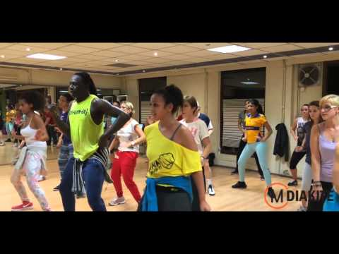 MO DIAKITE: Fuse ODG- Million Pound Girl (Zumba® fitness choreography)