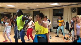 Video MO DIAKITE: Fuse ODG- Million Pound Girl (Zumba® fitness choreography) download MP3, 3GP, MP4, WEBM, AVI, FLV Mei 2018