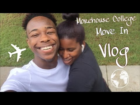 Morehouse College Move In Vlog