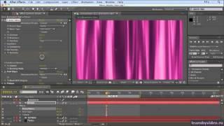 Видеоуроки по After Effects CS5 Эффекты