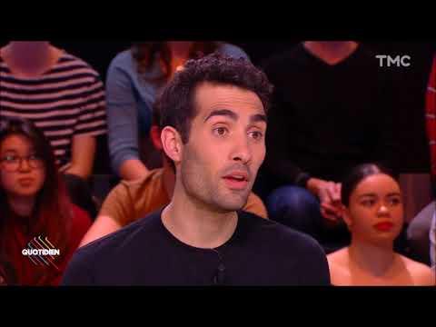 MARTIN FOURCADE INVITÉ DE QUOTIDIEN (06/04/2018)