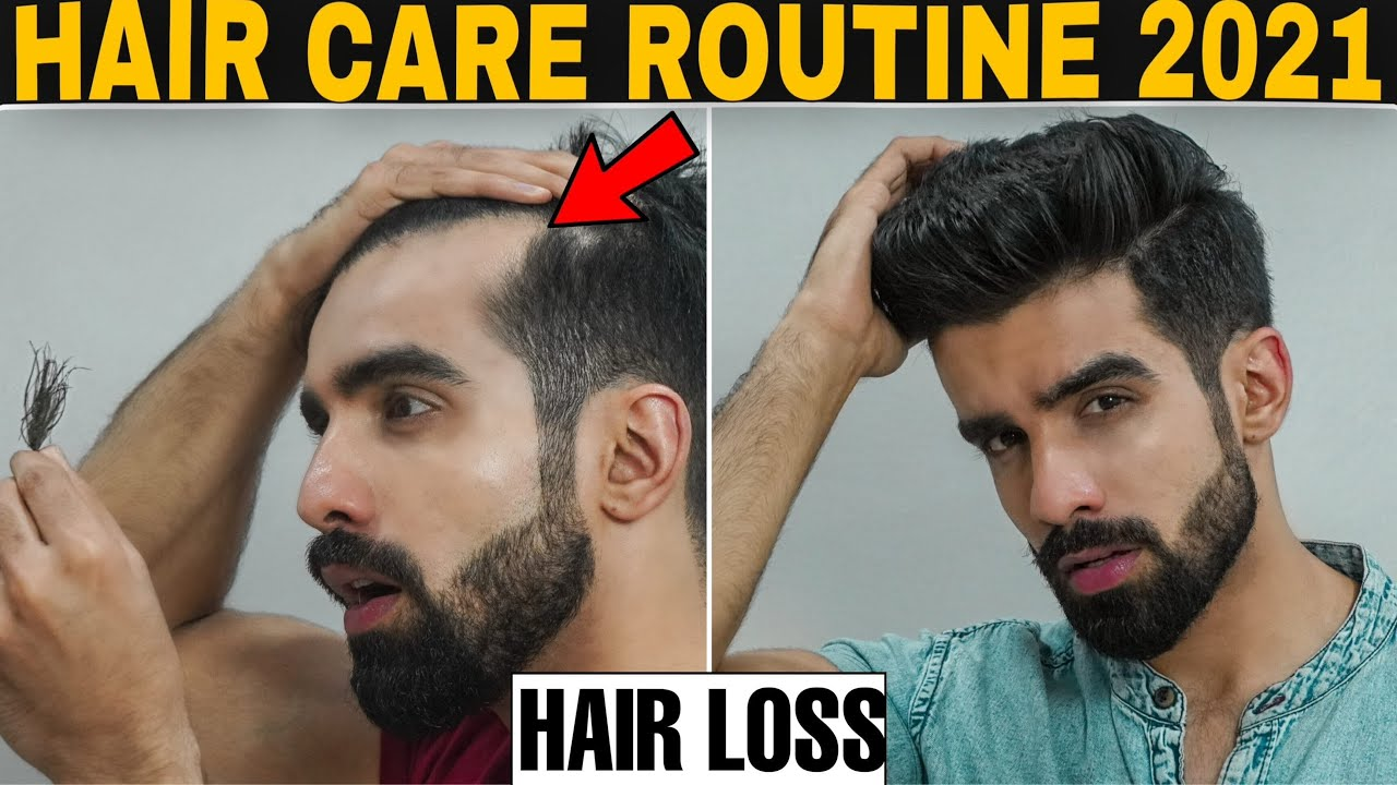 AFFORDABLE HAIR CARE ROUTINE for HAIR LOSS & DANDRUFF| HAIR FALL SOLUTION | HAIR THINNING| HINDI