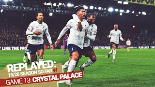 REPLAYED: Crystal Palace 1-2 Liverpool | Firmino fires in late to win it at Selhurst Park