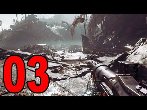 Wolfenstein II: The New Colossus - Part 3 - NYC WAS NUKED?!