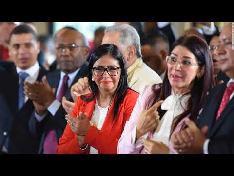 Venezuela: New Assembly Leader Warns Justice Will Come