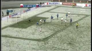 2010 World Cup Qualifiers: Poland - Slovakia