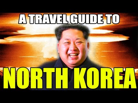 a travel guide to north korea