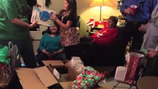 Epic White Elephant Christmas Gift Prank!