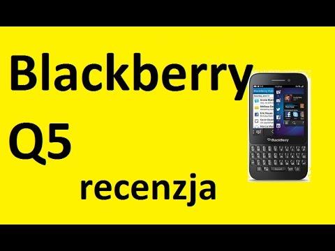 Blackberry Q5 recenzja