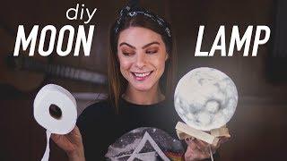 Download Lagu DIY :: Moon Lamp / Luminária de Lua - com papel higiênico! mp3