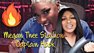 Megan Thee Stallion - Captain Hook [Official Video] REACTION
