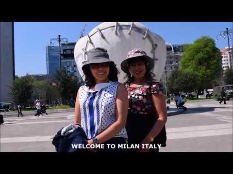 MILAN ITALY APRIL 2018