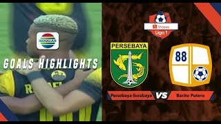 Persebaya (2) Vs Barito Putra (2) - Goal Highlights | Shopee Liga 1
