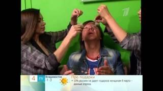 Михаил Гребенщиков и SISTAZ на Первом канале 3