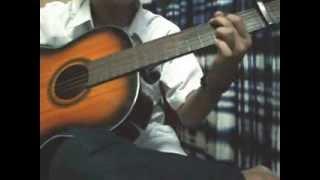 Quê nhà - (guitar cover) Tín Cmemo