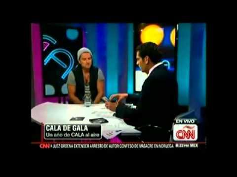 Entrevista Ricardo Arjona Con Ismael Cala En CNN P2