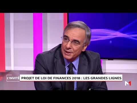 Projet de loi de finances 2018 : Les grandes lignes