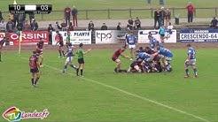 Rugby : OLORON VS US Tyrosse le résumé