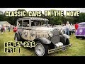 KENLEY 2016 - Part 1 - Classic Cars On The Move