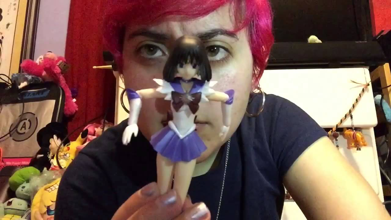 Sailor Saturn Sh Figuarts Figure Review And Unboxing Youtube