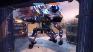 Titanfall 2 Northstar Prime Comes crashing in