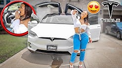 SUPRISING MY GIRLFRIEND WITH HER DREAM CAR! **Very Emotional**