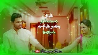 உன் பேர் சொல்ல ஆசைதான்_Minsara Kanna_Tamil Whatsapp Status_Saravana Creative Studio_SCS