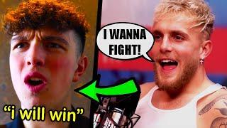 Jake Paul Wants To Fight Morgz