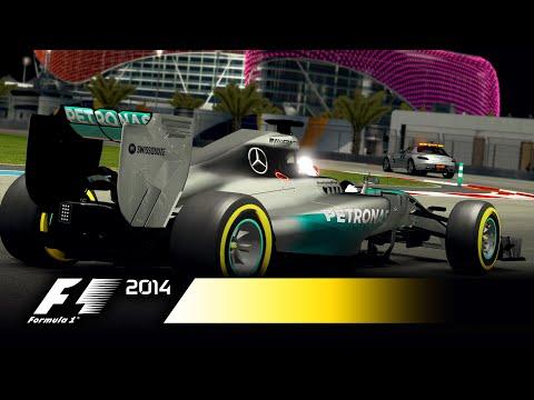 F1 2014 announcement gameplay trailer