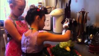 карвинг-проект  3 класс по окружайке-здоровое питание