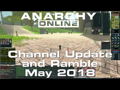 Anarchy Online 18.8 [ Channel Update May 2018 ]