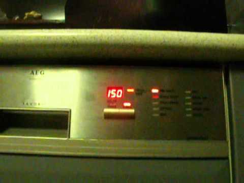aeg electrolux favorit dishwasher cleaning oand maintenance youtube. Black Bedroom Furniture Sets. Home Design Ideas