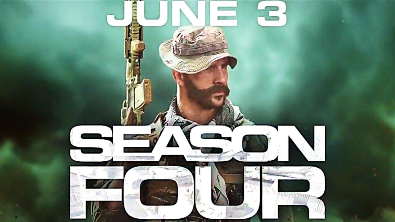 Modern Warfare Season 4 Trailer Call Of Duty Modern Warfare